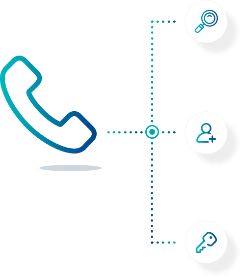 Asergis Cloud - Cloud Telephony - Advanced Calling Features like Find Me, Follow Me, or Log On Anywhere